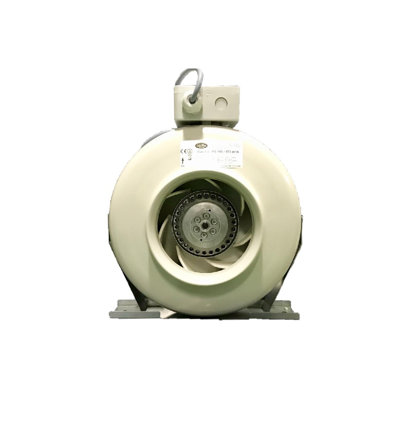 Centrifugal Blower 150 : Fan centrifugal can mm gold coast hydroponics