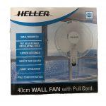 Heller 40cm Wall Fan - Gold Coast Hydroponics